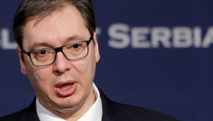 Vucic proclaimed the victory of SPP in the elections to the Parliament of Serbia
