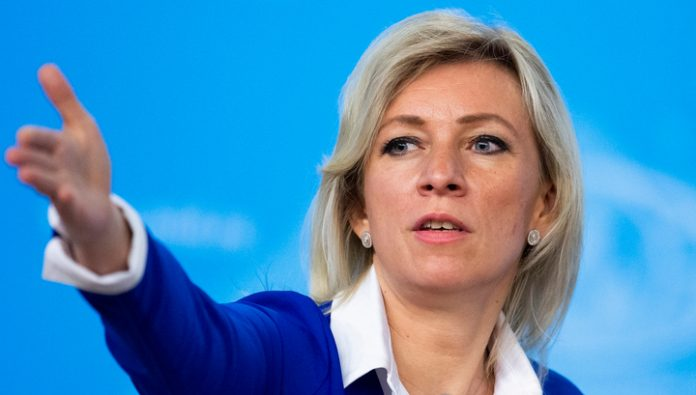 Zakharov promised a response to the expulsion of Russian diplomats from Czech Republic