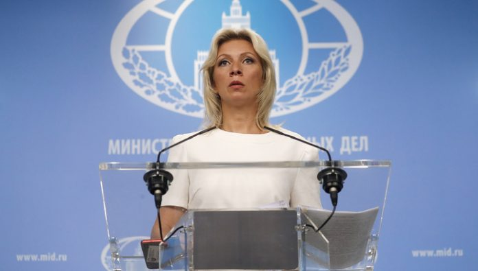 Zakharov: pumping of Kiev with weapons will exacerbate the conflict in the Donbass