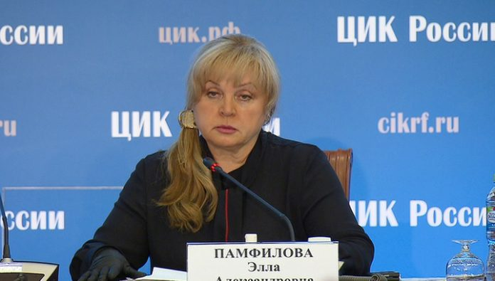 CEC head: constitutional amendments supported by more than 74 percent of Russians