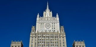 Foreign Minister: the Americans admitted that in the course of Russian nuclear tests