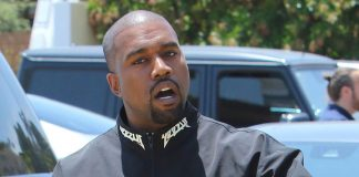Kanye West, who decided to become President, missed a few States