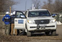 Kiev has proposed the introduction of Donbass peacekeepers, the OSCE
