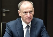 Patrushev: it is the United States was behind the Taliban movement