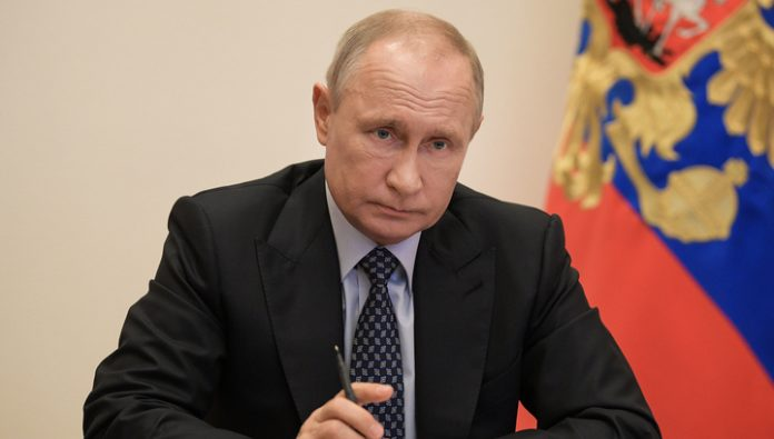 Putin announced the change of legislative base of Russia