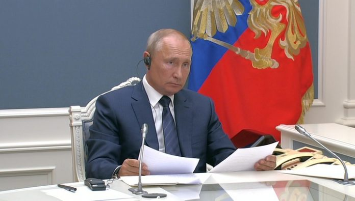 Putin: Russia, Iran and Turkey managed to do a lot for settlement in Syria