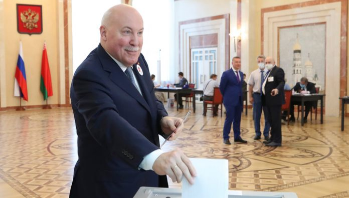The ambassadors of Russia and Belarus has made a number of statements