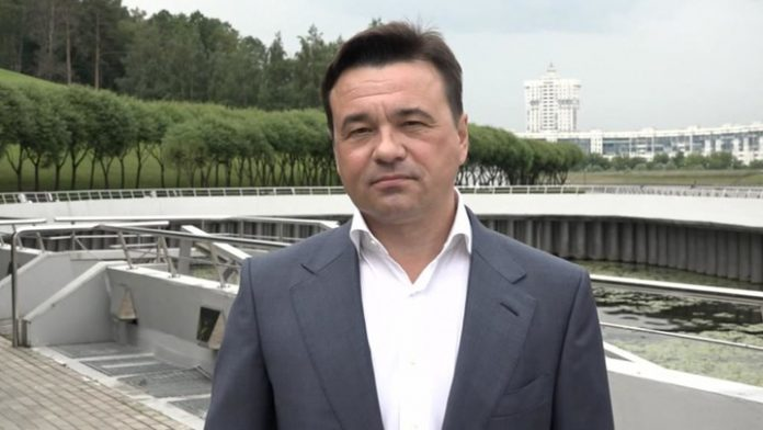 Vorobyov in the suburbs can introduce a system of electronic voting