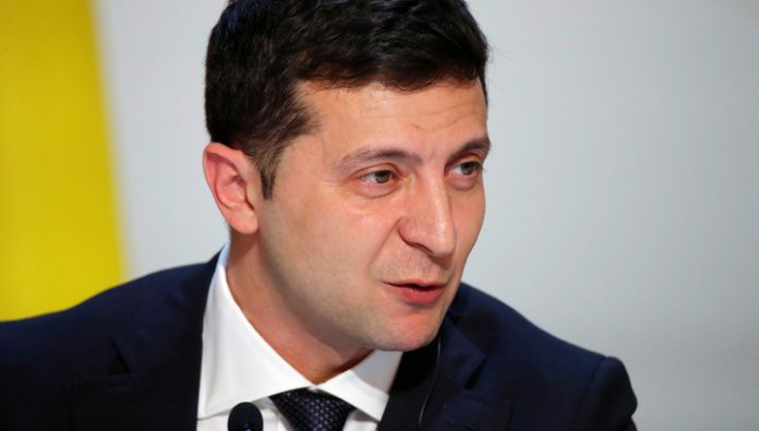 Zelensky reminded that he said a